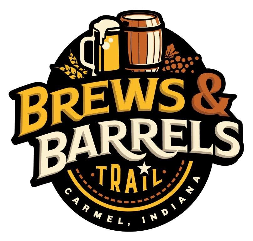 Brews Barrels Trail Logo
